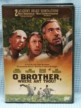 O Brother Where Art Thou DVD George Clooney, John Turturro, Tim Blake Ne... - $6.66