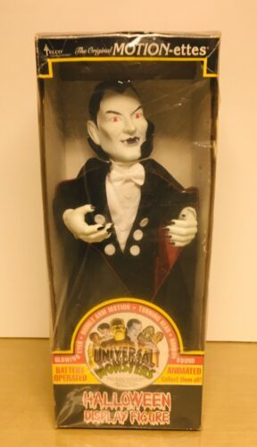"Primary image for 1992 Telco Motion-ettes DRACULA 17"" animated figure NM/MIB"