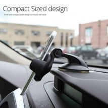 COMPACT WINDSHIELD PHONE HOLDER, UNIVERSAL FIT - $8.87