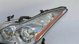08-10 Infiniti G37 Coupe / Convertible Xenon HID HeadLight Lamp Driver Left LH image 3
