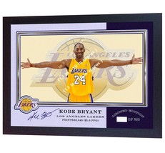 Kobe Bryant Photo print LA Lakers NBA signed autograph picture Basketbal... - $20.81