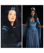 Rowena Ravenclaw witch dress Rowena Ravenclaw cosplay costume   - $139.00