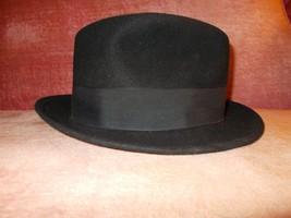 .D/P- DORFMAN PACIFIC HAT BLACK SIZE 6 7/8 image 2