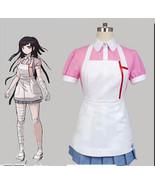 Dangan Ronpa Danganronpa 2 Mikan Tsumiki Maid Dress Cosplay Dresses Costume - $34.99