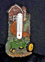 Authentic John Deere Farm Scene Thermometer AA18-JD0039 image 5
