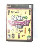 The Sims 2 Glamour Life Stuff - PC - $5.44
