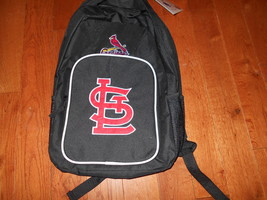 St. Louis Cardinals official MLB full size Backpack NEW NWT Baseball sch... - ₹1,298.17 INR