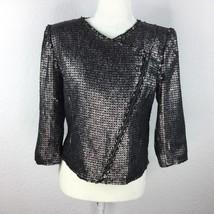 Express Jacket Black Women Size S/P - $22.94