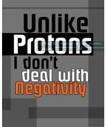 Chemistry Art Print, Physics Art, Inspirational Quote Print, Positive En... - $13.88+