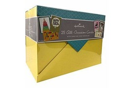 Hallmark 25 All-Occasion Cards with Greeting Card Organizer - $39.06