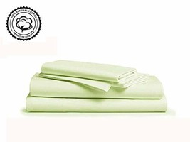 Linenwalas 800 Thread Count Sheet Set - Soft Egyptian Quality Cotton Hypoallerge