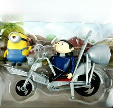 Nip Minions The Rise Of Gru Movie Moments Pedal Power Gru Play Set Action Figure - $19.99
