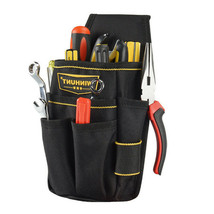 WH008 Electrician Tool Waist Bag Maintenance Pouch Bag With Adjustable Belt - $13.85