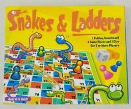 Snakes & Ladder Board Game - $9.49