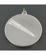 Vtg Franklin Mint Sterling Silver Limited Edition 1973 Comet Kohoutek Me... - $16.99