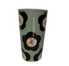 2018 Starbucks Spring Ceramic Tumbler 12 oz NO LID - $24.72