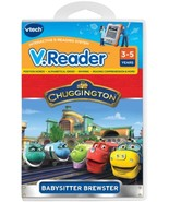 VTech - V.Reader Software - Chuggington Babysitter Brewster reading 3-5 years - $9.20
