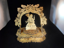 Angel Music Box- Intricate Angel- Personalized    Free Shipping - $79.00