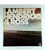 LAMBERT HENDRICKS & ROSS s/t PC37020 LP Vinyl VG++ Cover VG+ - $12.86