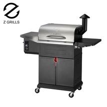 Z GRILLS ZPG-600D3E Wood Pellet Grill BBQ Smoker Digital Control 572 sq.... - £332.61 GBP