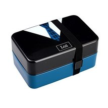 Multi-layers Japanese Microwave Lunch Box Work/School/Picnic Bento Boxes-A1 - $25.24