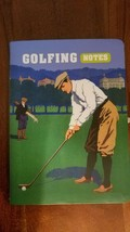 Golfing Notes Journal Never been used - $8.11
