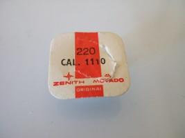 NEW  NOS SEALED MOVADO ZENITH 220 CAL. 1110 GEAR MOVEMENT PART  - $8.99