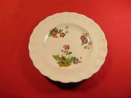 """5 1/2"""" Sm. Bread Plate, from  Copeland-Spode, Wicker Lane, Basket Weave ... - $9.99"""