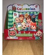Cocomelon Musical Plush Book BRAND NEW - $54.44