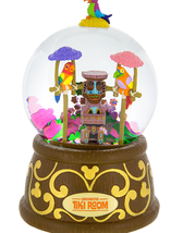 Walt Disney's Enchanted Tiki Room Musical Snow ... - $48.90