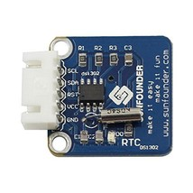 SunFounder RTC DS1302 Real Time Clock Module for Arduino and Raspberry Pi - $17.77