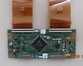 Original T-con Board Sharp RUNTK5261TP (Zh) For Vizio E701i-A3 E701iA3 - $42.00