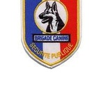 publique brigade canine french national police k 9 unit velcro 4.25 3.25 in 10.99 thumb155 crop