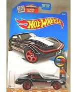 2016 Hot Wheels #58 HW Mild to Wild 3/10 CORVETTE STINGRAY Black Variant... - $9.25