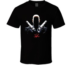 Hitman Assassin Video Game Classic T Shirt - $18.49+