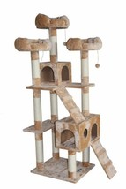 """73"""" Tall Bel Air Cat TREE-4 Colors To CHOOSE-FREE Shipping In The U.S. - $170.95"""