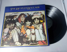 The Beatles Ballads Korea Vinyl Lp Record  - $20.56