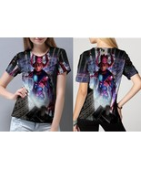 Galactus Vs All Super Hero T SHIRT FOR WOMEN - $35.99+