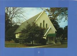 CHAPEL OF THE CENTURION FORT MONROE OLD POINT COMFORT VIRGINIA WALTER MI... - $7.43