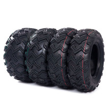 4 New ATV Tires AT 25x8-12 Front & 25x10-12 Rear /6PR P306 Factory Direct - $271.90