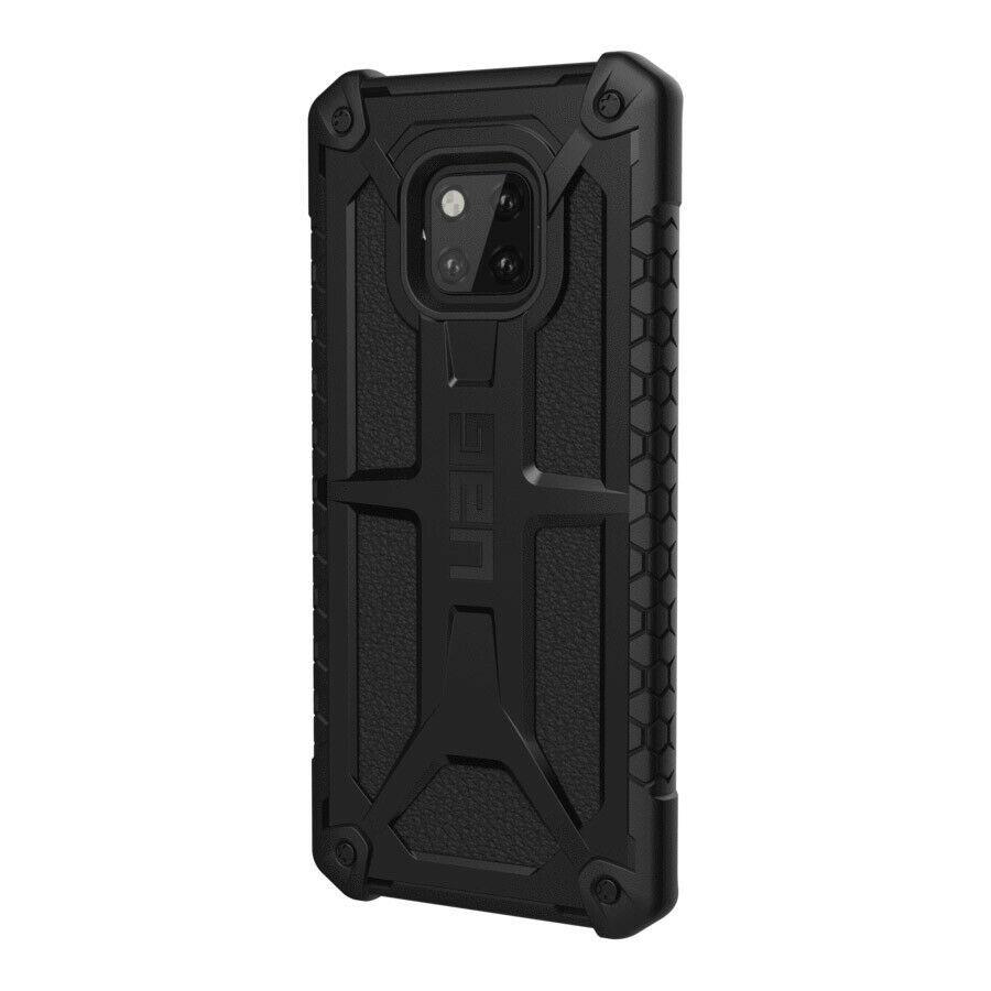 Urban Armor Gear Monarch Hybrid Shockproof Case for Huawei Mate 20 Pro Black