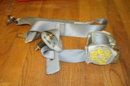 2006 Nissan Quest Oem Rear 3rd Row Right Seat Belt Gray 022318 - $59.99