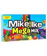 New 355062 Mike Ike Mega Mix 5 Oz (12-Pack) Candy Bag Cheap Wholesale Di... - $28.24