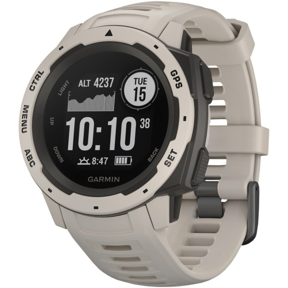 Primary image for Garmin 010-02064-01 Instinct GPS Watch (Tundra)