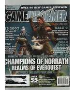Game Informer #123 - July 2003 - Champions of Norrath Realms of Everques... - $7.83