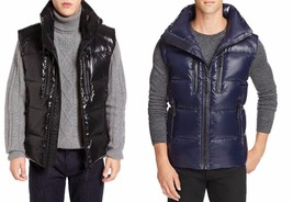 SAM. New York Mens Eclipse Lightweight Premium Goose Down Puffer Vest $250 - $99.99