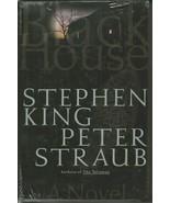 VINTAGE SEALED 2001 Stephen King Black House Hardcover Book - $49.49
