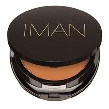 IMAN Luxury Pressed Powder, Clay Medium 0.35 oz - $21.65