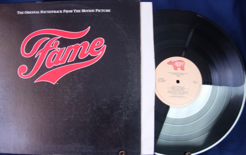 FAME The Original Soundtrack From the Motion Picture - RSO RX-1-3080