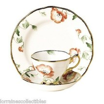 Royal Albert 100 Years Teaware Teacup, Saucer, Plate 1970 NEW IN THE BOX  - $89.09